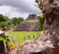 Adventures in Belize! Xunantunich
