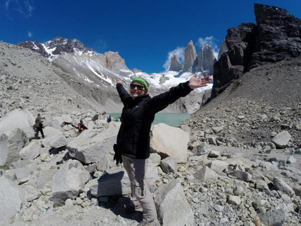 Adventures in Patagonia! Reaching Torres del Paine!