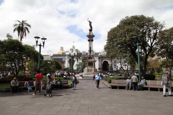 Adventures in Quito!