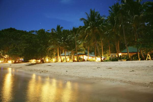 Ko Samui night scene
