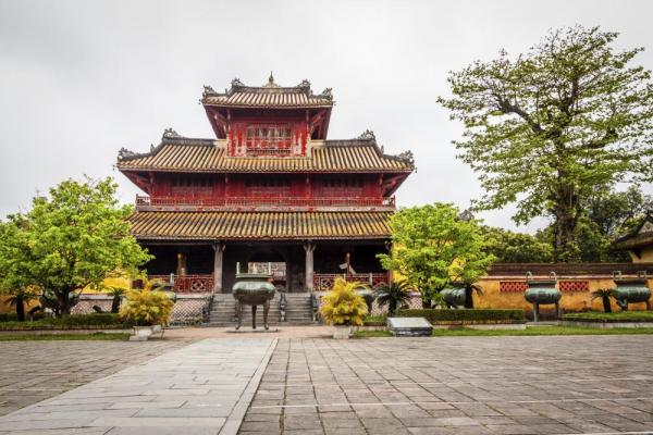 Forbidden City at Hue