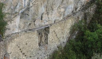 The Inca Bridge