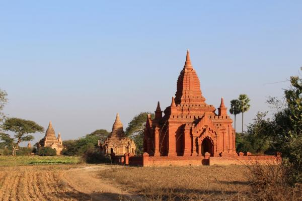 Adventures in Myanmar