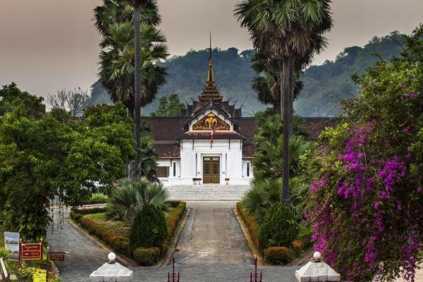 Royal Palace (Haw Kham) in Luang Prabang