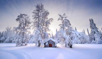 Beauty in Lapland!