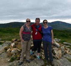 New friends in Gros Morne!