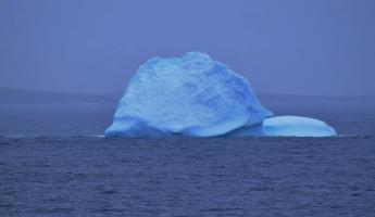 Arctic iceberg that came from Greenland!