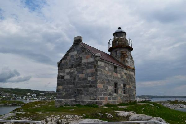 Oldest lightouse on the Canadian Seaboard