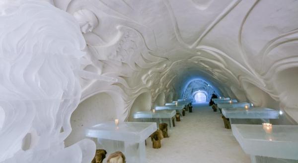 Kemi Snow Castle Hotel Hotel For Lapland Tours