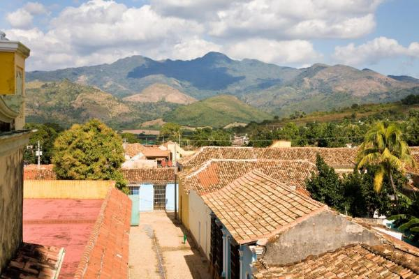 Mountains of Trinidad, Cuba