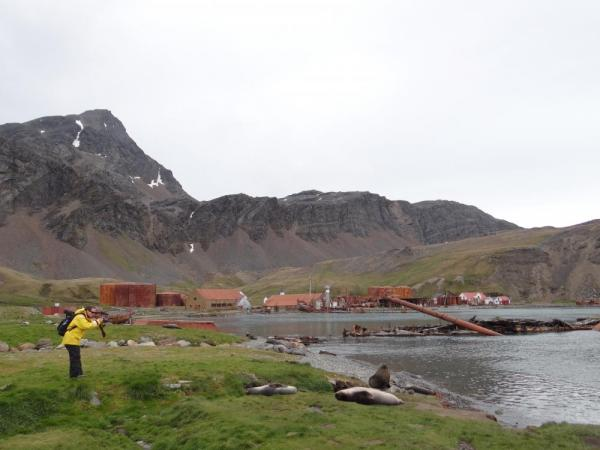 Grytviken, South Georgia
