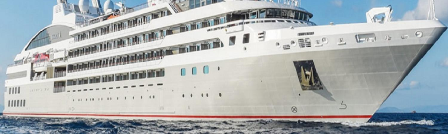 Le Lyrial Cruises In The Mediterranean - Luxury small cruise ships mediterranean