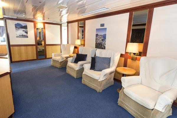 Shared Lounge on the Vavilov