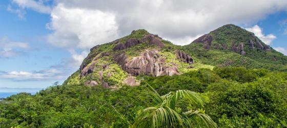 Mahe - Morne Seychellois National Park
