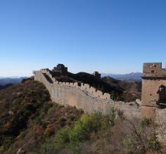 Adventures in China! The Great Wall