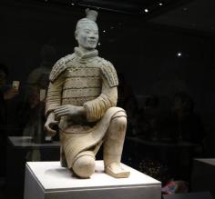 Adventures in China! Terracotta Warriors