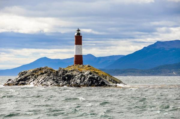 Lighthouse of Beagle Channel, Ushuaia