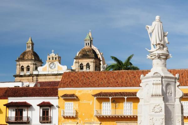 Architecture of Cartagena