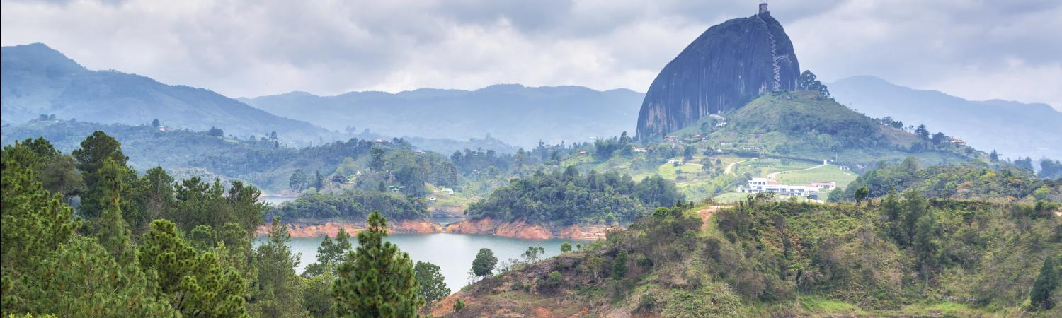 The Rock of Guatape