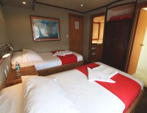 Double cabin on the Millenium