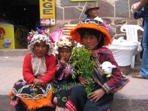 Children of Pisac