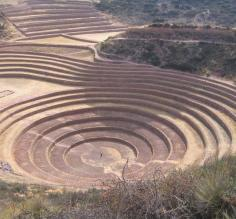 Incan Terraces...can you feel the energy?