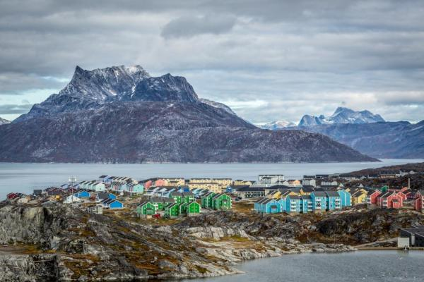 Houses of Greenland