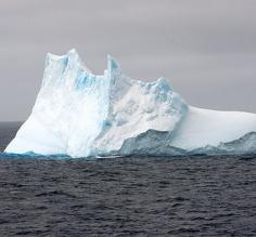 Another iceberg