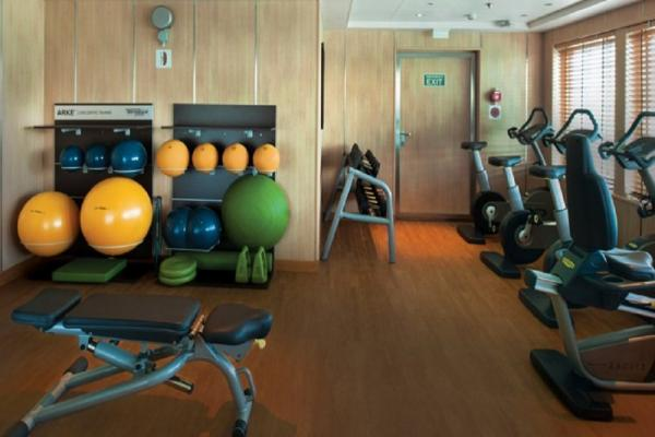 Silver Discoverer Fitness Center