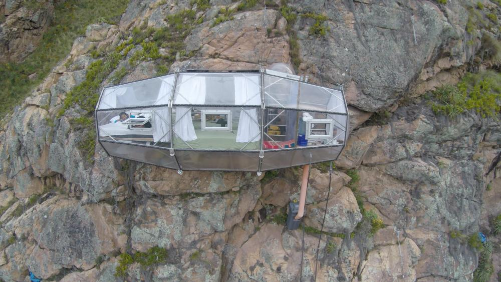 Skylodge Adventure Suites Peru The Only Million Star Hotel