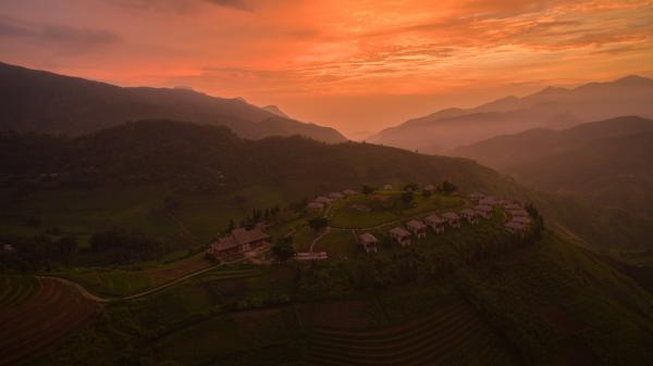 Topas Ecolodge in Sapa Valley