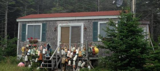 Cottage on Grand Manan