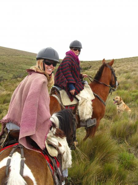Horseback Riding at El Porvenir