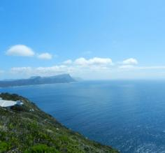 View of False Bay
