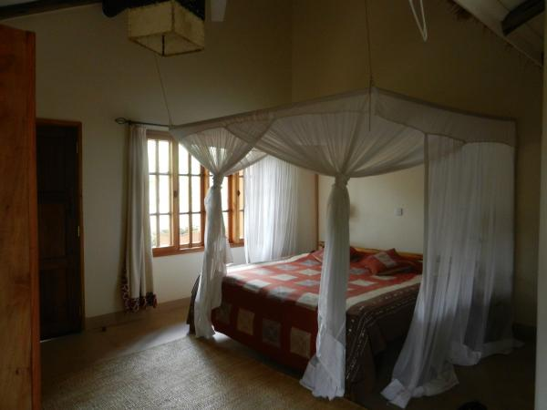 Our room at Arumeru Lodge