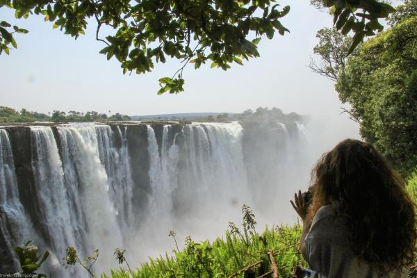 Victoria Falls tour on Zimbabwe Side