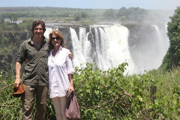 Guided tour to Victoria Falls