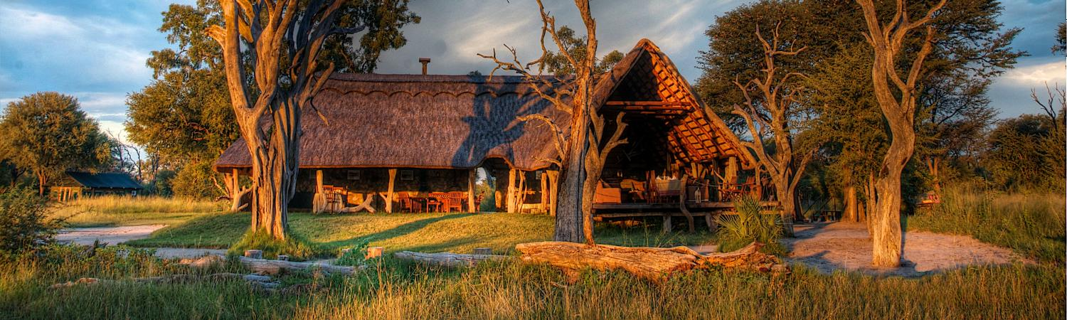 Main Lodge at Bomani Tented Lodge