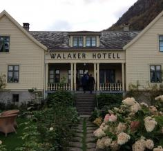 Walaker Hotell, the oldest hotel in Norway