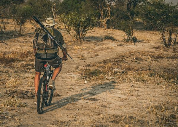 Mountain Biking at Jozibanini