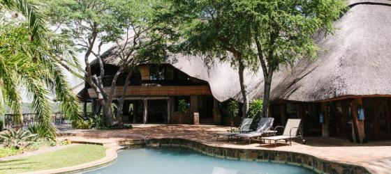 Visit Chilo Gorge Safari Lodge in Gonarezhou National Park