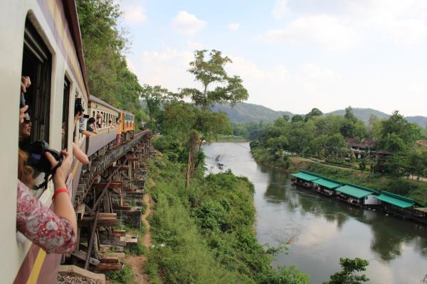 Namtok Railway over the River Kwai